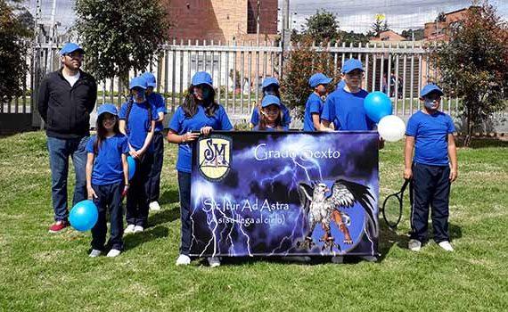 Inauguración de los Juegos Santiaguinos