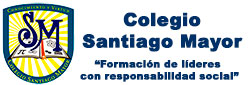 Colegio Santiago Mayor Logo